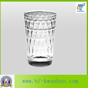 High Quality Glass Cup for Tea or Beer Glassware (KB-HN0259) pictures & photos