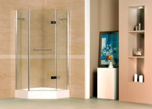 Caml 1000*1000 Diamond Hinge Shower Enclosure/Shower Door/Shower Room (CPM301)