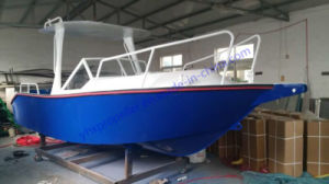 Aluminum Fishing Boat Hot-Selling Boat Work Boat 3mm Hull Boat Speed Boat pictures & photos
