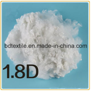 Highly Elastic Polyester Staple Fiber 1.8d pictures & photos