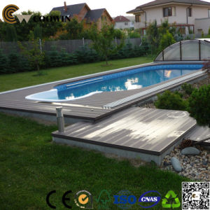 WPC High Quality Basketball Court Deck Flooring pictures & photos