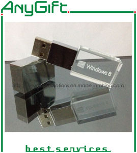 Acrylic USB with Customized Engraved Logo 29 pictures & photos