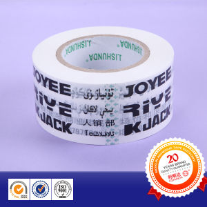 20 Years Factory High Quality Branded Custom Logo Printed Packing Tape pictures & photos