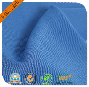Blue Dyed Crepe Silk Fabrics with SGS Approved pictures & photos
