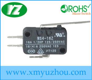 16A Sensitive Mini Micro Switch (MS4-16Z1B) pictures & photos