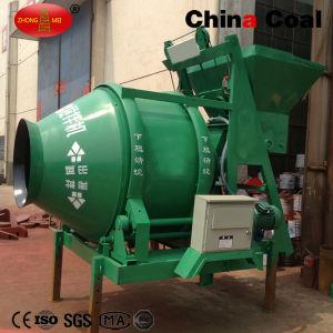 Jzc500 Mobile Diesel Concrete Mixer with Pump pictures & photos