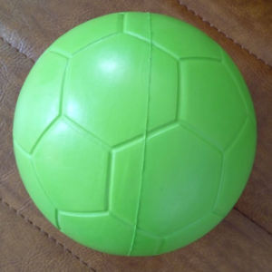 Custom Logo 20cm PU Foam Soccerball pictures & photos