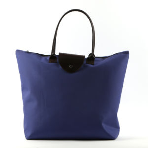Ladies Foldable Casual Shopping Tote Bag pictures & photos