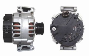Auto Alternator 06B903016AA 0124615009 For AUDI A4 pictures & photos