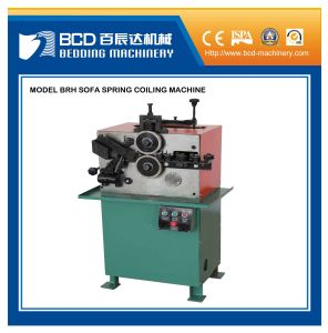 Sofa Spring Coiling Machine (BRH) pictures & photos