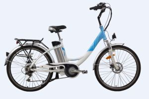City E-Bike for Woman, 36V10ah 250W with EN15194 (TDF01Z- 603) pictures & photos