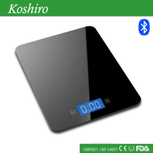 Bleutooth Smart Kitchen Food Scale pictures & photos