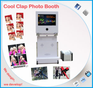 New Best-Seller Portable Photo Booth for Wedding, Party, Event Rental