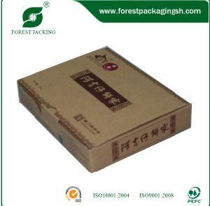 Food Grade Kraft Paper Box pictures & photos