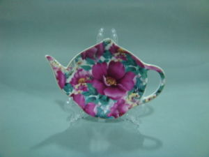 New Bone China Tea Tray pictures & photos