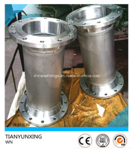 316L Wn RF Stainless Steel Pipes Weld Neck Flanges pictures & photos