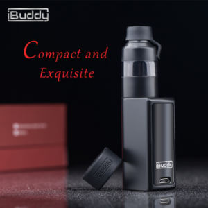 Ibuddy One-off Use 55W Sub-Ohm 2.0ml Tank Electronic Cigarette Vaporizer E Liquid pictures & photos