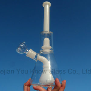 Yk Glass Smoking Pipes Shower Head Perc Water Pipes Beaker pictures & photos