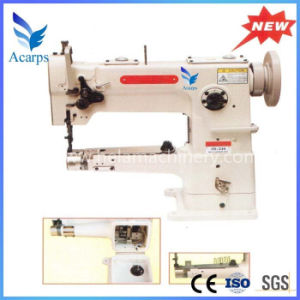 Single Needle Unison Feed Cylinder Garment Sewing Machines for Clothes pictures & photos