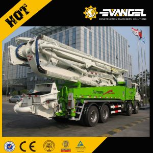 37m Truck Mounted Concrete Boom Pump (HB37A) pictures & photos