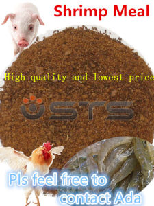 Shrimp Meal of Chicken Feed Fish Feed pictures & photos