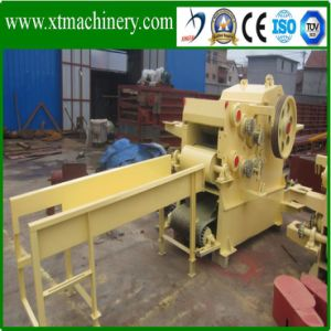 Multi Material Available Drum Design, High Efficiency, Large Output Tree Cutter pictures & photos
