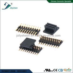 Pin Header Pitch 1.0mm   Dual Row SMT   Type H1.5mm pictures & photos