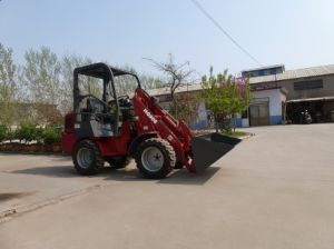 New Perkins Engine Mini Loader (HQ906) with CE pictures & photos