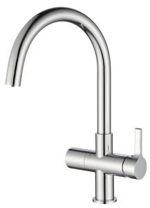 Simple Design Triflow Kitchen Faucet Drinking Water Faucet pictures & photos