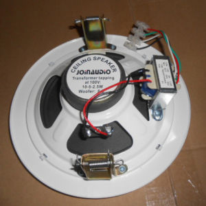 Ceiling Speaker 6.5 Inch PA System Coaxial Speaker (R163-6T) pictures & photos