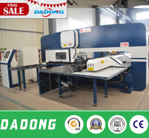 CNC Punching Machine Sheet Metal Fabrication for Sheet Metal Processing pictures & photos