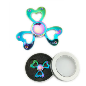 2017 New Rainbow Fidget Spinner Hand Spinner pictures & photos