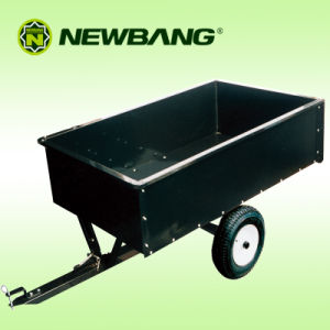 Dump Cart (1500LB) ATV Trailer Farm Machinery pictures & photos
