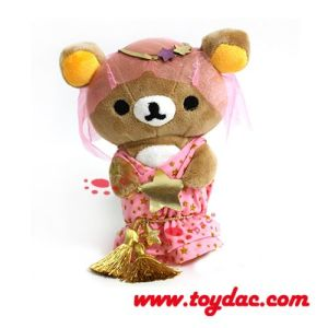 Stuffed Promotional Princess Bear pictures & photos
