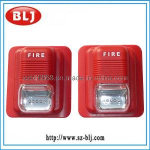 Fire Alarm Horn Siren Strobe (BLJ-J2002)