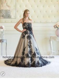 2015 Latest Fashion Luxury Long Sleeveless Party Dress