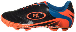 Soccer Football Boots for Men′s with TPU Outsole (815-6630) pictures & photos