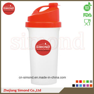 400ml Fit Smart Shaker Bottle with New Material pictures & photos