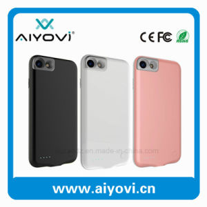 Wholesale Rechargeable External Power Battery Case for iPhone 7 pictures & photos