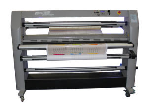 MEFU Large Format High Speed Electric Roll Hot and Cold Printing Laminator pictures & photos