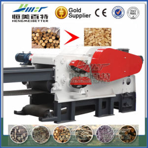 China Professional Cotton Stalk Wood Shredder Machine pictures & photos