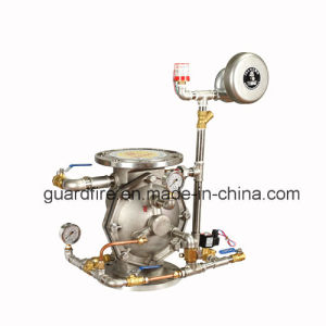 Wet Alarm Valve System for Fire Fighting Alarm Check Valve