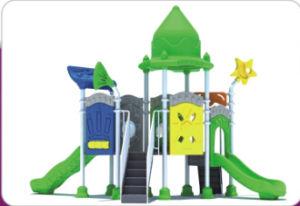 Children Outdoor Playground (QQ14035-3) pictures & photos