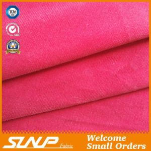 Cotton Spandex Corduroy Fabric for Pant