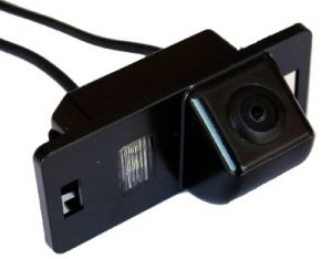 Waterproof Night Vision Car Rear-View Camera for Audi A4l/S5/Q5/A8l pictures & photos