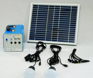 20W Solar Home Power Lighting System in Hot Markets pictures & photos