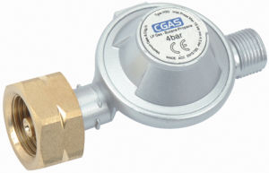 LPG Euro High Pressure Gas Regulator (H30G05B4) pictures & photos