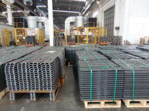 Three Grouse Excavator Steel Track Shoe for Komatsu, Caterpillar, Volvo, Doosan, Hyundai etc. pictures & photos