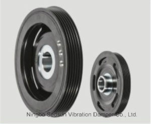 Crankshaft Pulley / Torsional Vibration Damper for Mercedes-Benz 1660300303 pictures & photos
