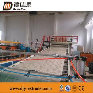 PVC Artificial Marble Decorative Board Profile Production Line